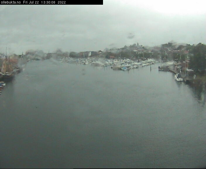 Tonsberg webcam - Tonsberg Havn webcam, Vestfold, Vestfold